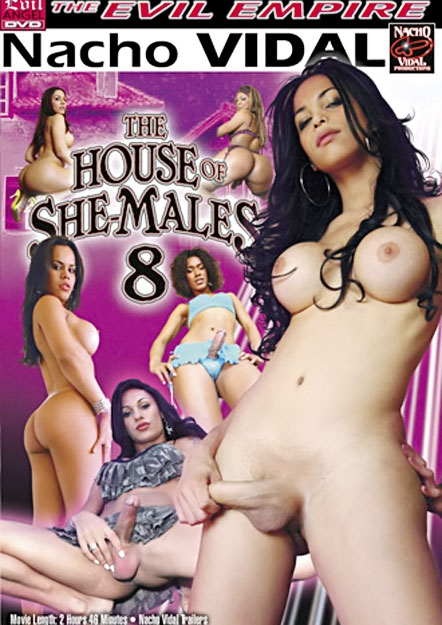 House Of She-Males #08