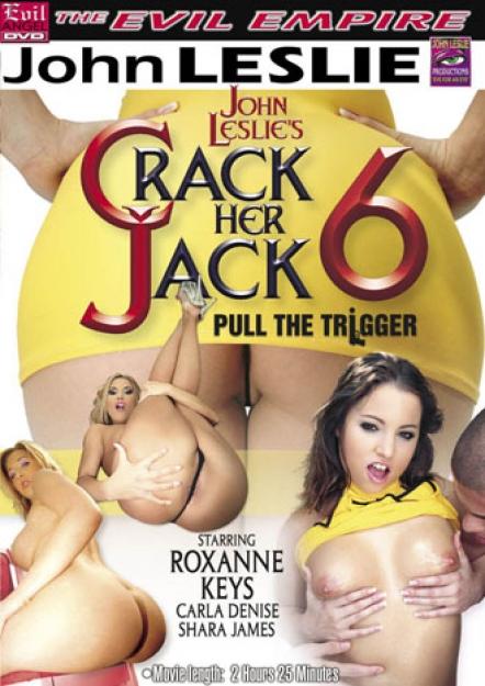 Crack Her Jack #06 DVD