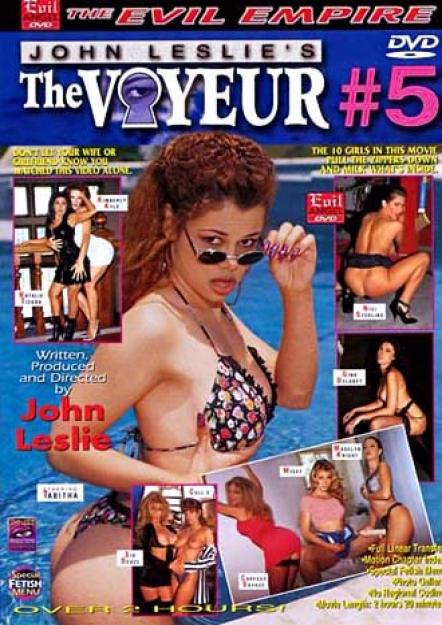The Voyeur #05 DVD