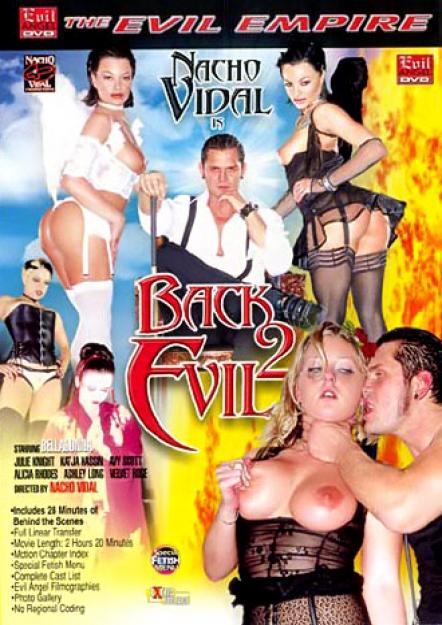Back 2 Evil #01 DVD