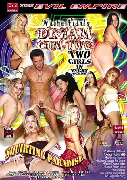 Dream Cum Two DVD