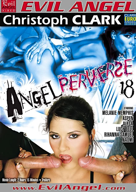 Angel Perverse #18 DVD