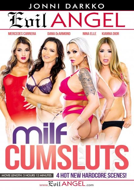 MILF CumSluts DVD