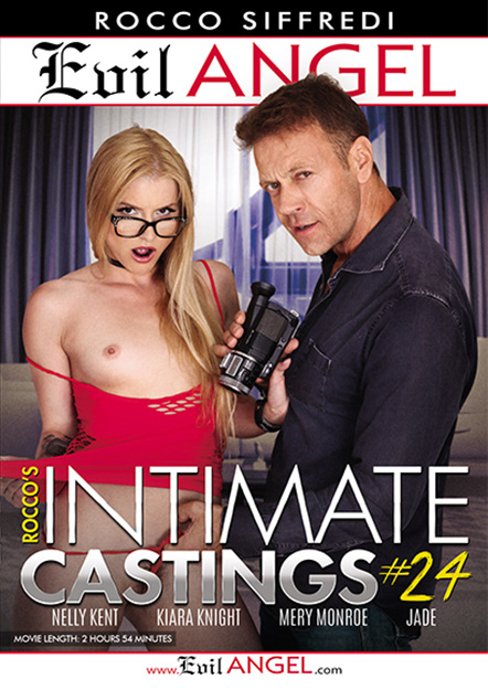Rocco's Intimate Castings #24 DVD