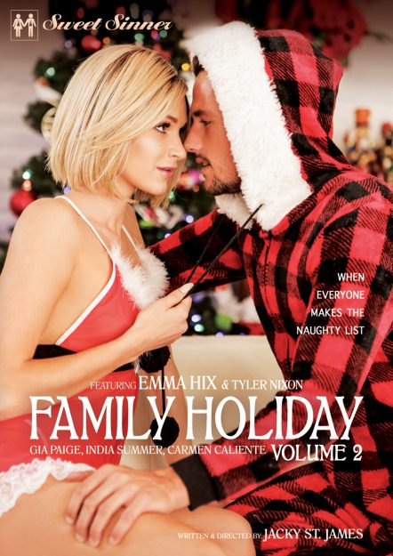 Family Holiday #02 DVD