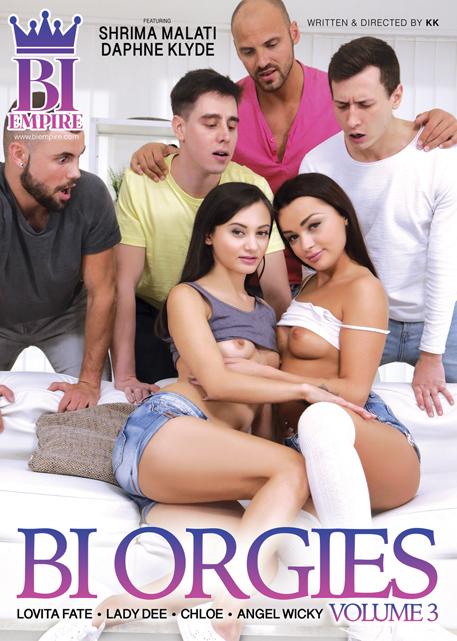 Bi Orgies #03 DVD