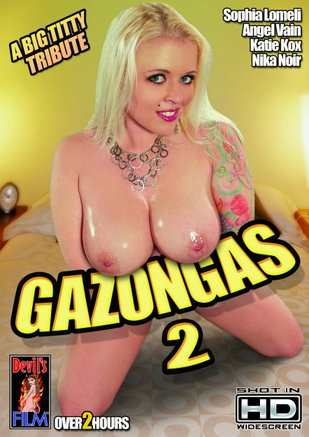 Gazongas #02