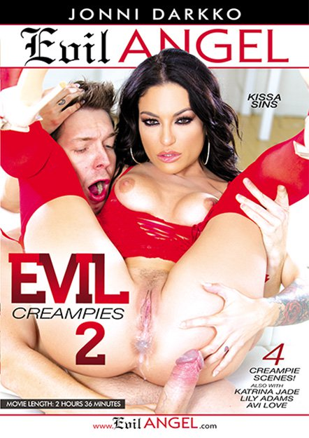 Evil Creampies #02 DVD