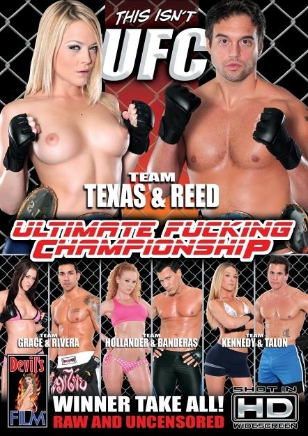 This Isn't UFC - Ultimate Fucking Championship DVD