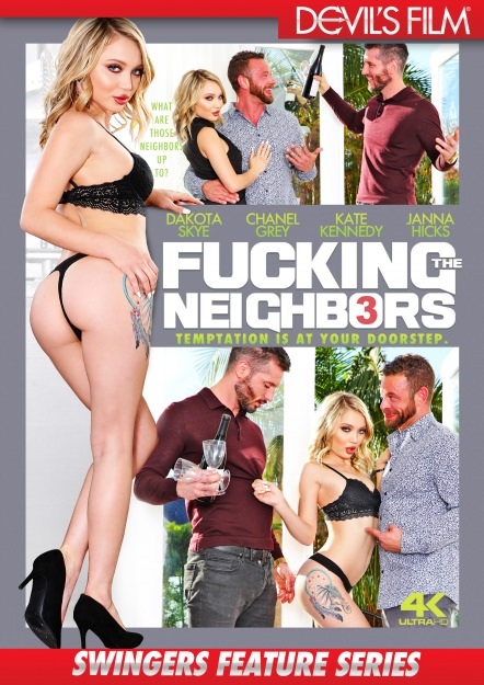 Fucking The Neighbors #03 DVD