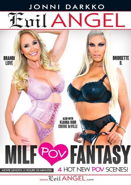 MILF POV Fantasy DVD