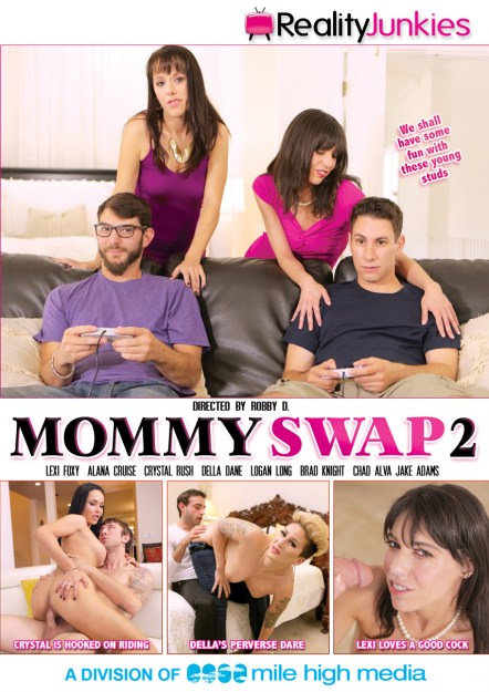 Mommy Swap #02 DVD