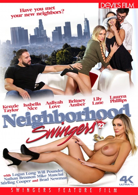 Neighborhood Swingers #22 DVD