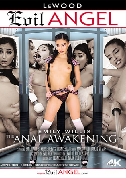 Emily Willis: The Anal Awakening