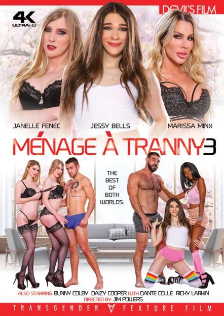 Menage A Tranny #03 DVD