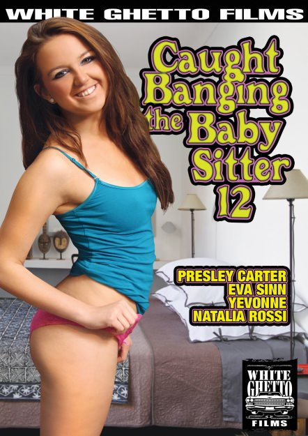 Caught Banging The Babysitter #12 DVD