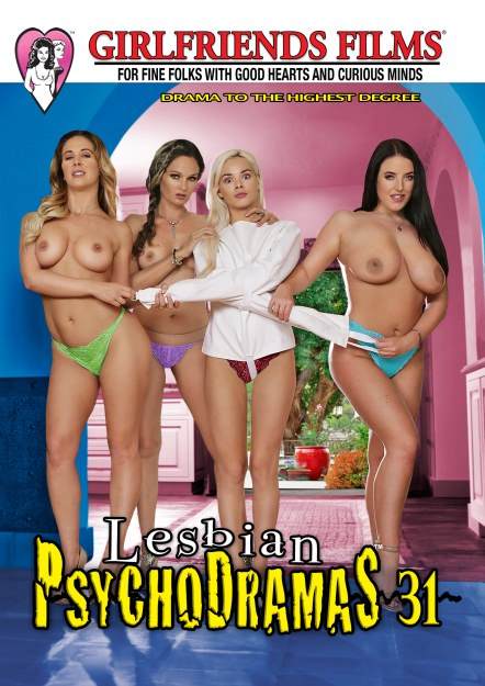Lesbian PsychoDramas #31 DVD