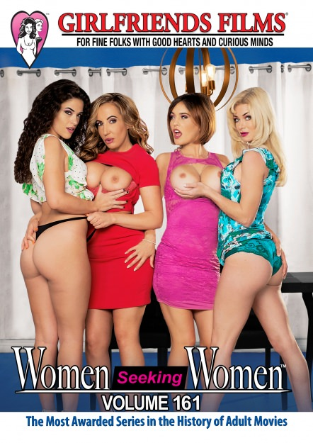 Women Seeking Women #161 DVD