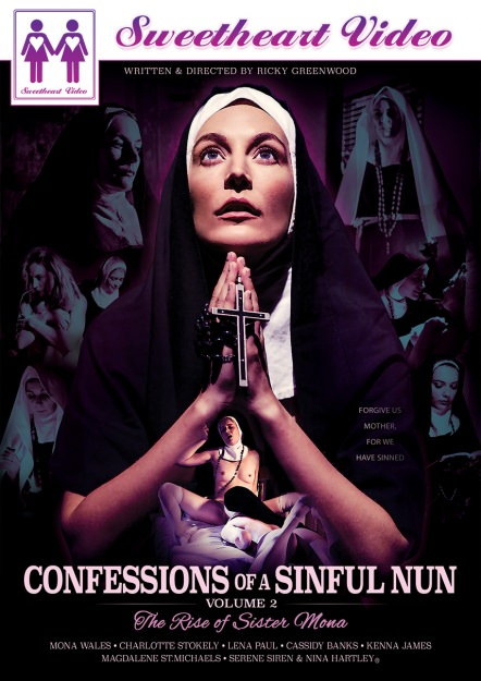 Confessions Of A Sinful Nun #02 DVD