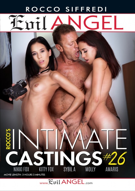 Rocco's Intimate Castings #26 DVD