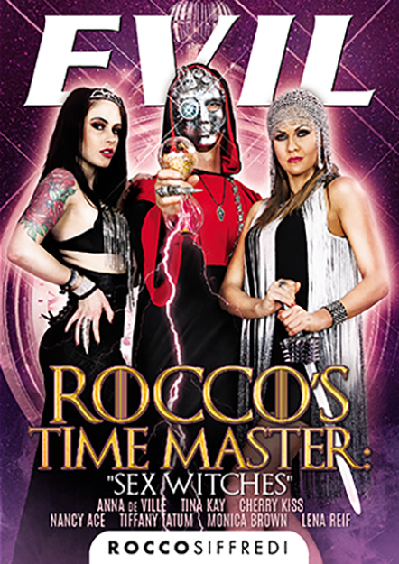Rocco's Time Master Sex Witches DVD