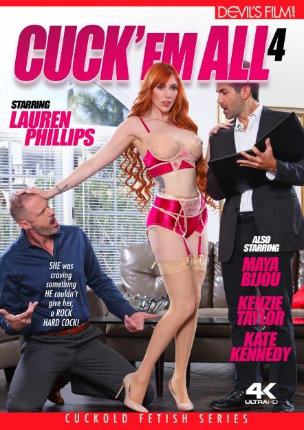 Cuck em All #04 DVD