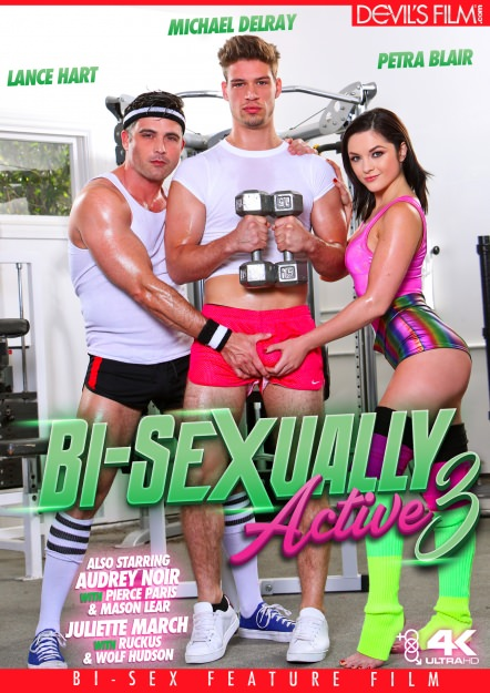 Bi-Sexually Active #03 DVD
