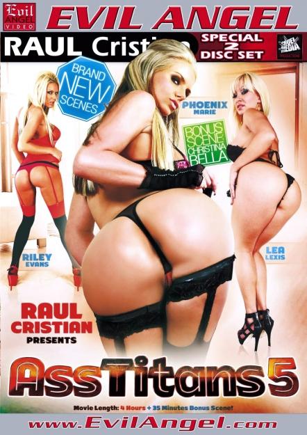 Ass Titans #05 DVD