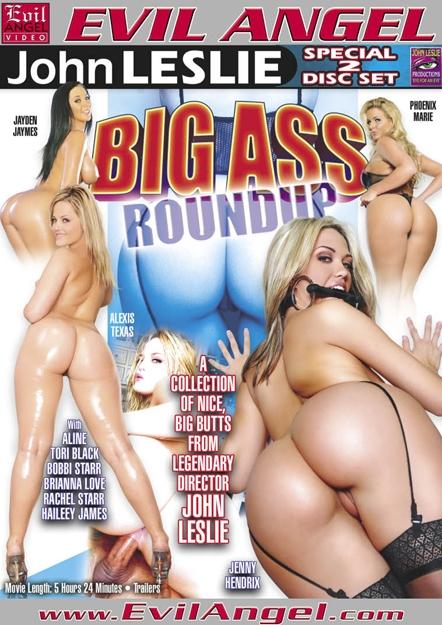 Big Ass Roundup DVD
