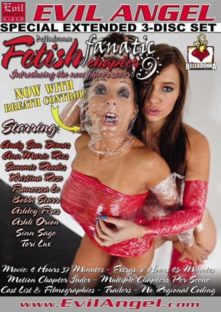 Fetish Fanatics #09 DVD