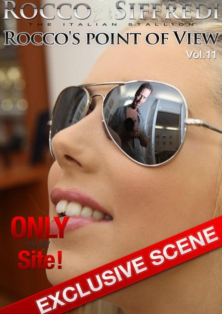 Rocco's POV volume #11 DVD