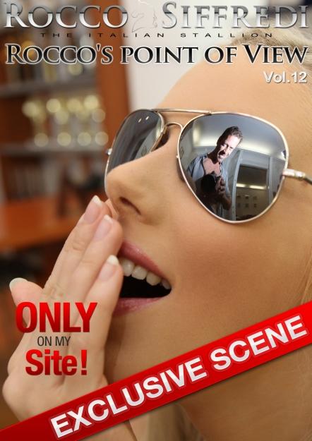Rocco's POV volume #12 DVD
