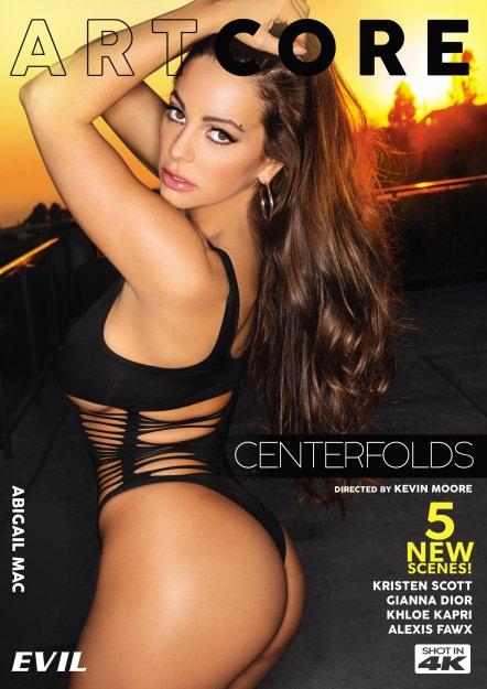 Artcore: Centerfolds DVD