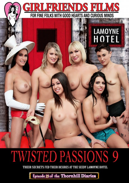 Twisted Passions #09 DVD