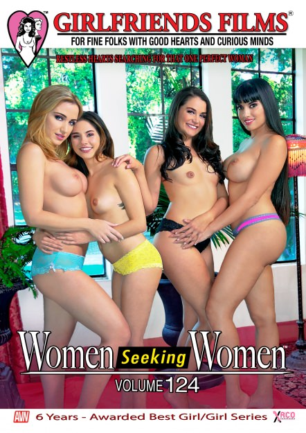 Women Seeking Women #124 DVD