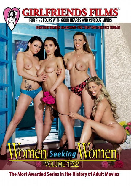 Women Seeking Women #132 DVD