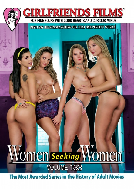 Women Seeking Women #133 DVD