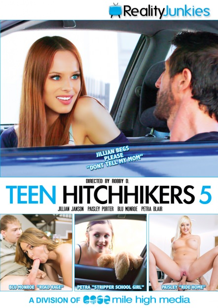 Teen Hitchhikers #05 DVD