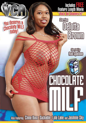 Chocolate Milf DVD