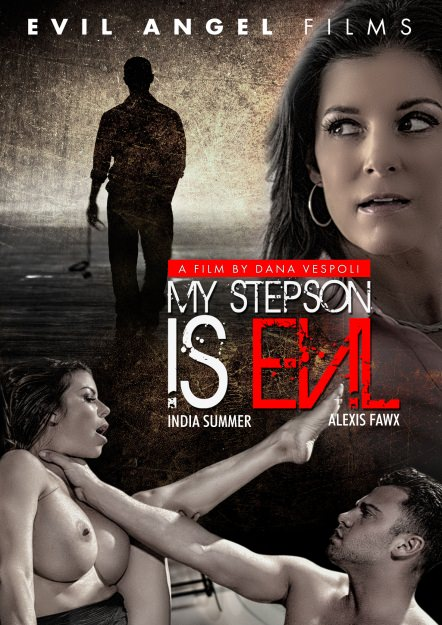 My Stepson Is Evil DVD