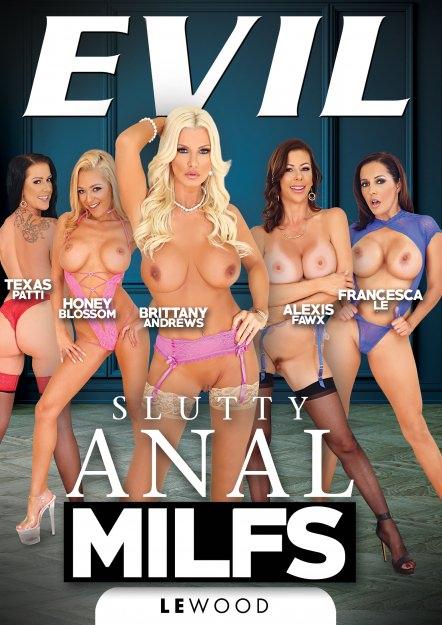Slutty Anal Milfs DVD