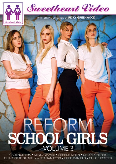Reform School Girls #03 DVD