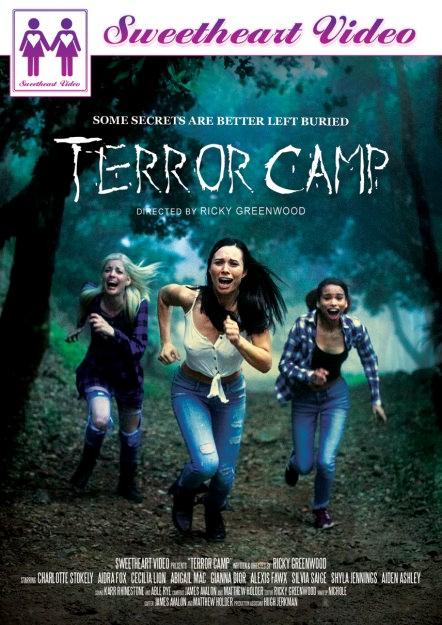 Terror Camp DVD