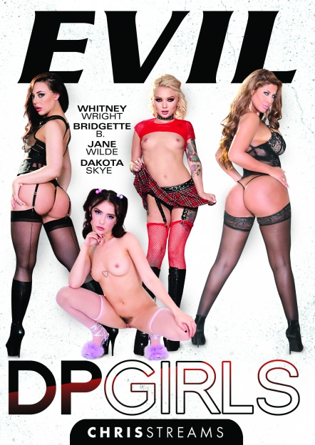 DP Girls DVD