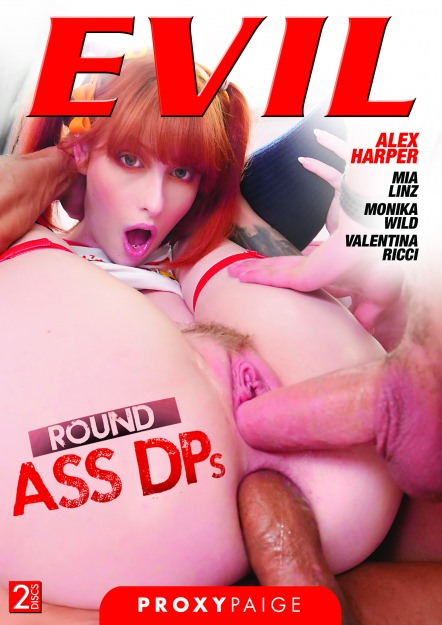 Round Ass DPs DVD