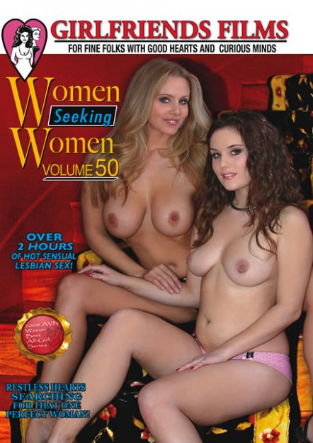 Women Seeking Women #50 DVD