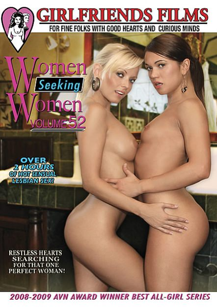 Women Seeking Women #52 DVD
