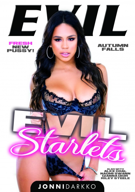 Evil Starlets DVD