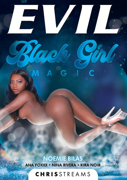 Black Girl Magic DVD
