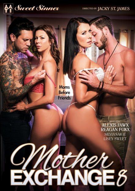 Mother Exchange #08 DVD